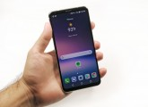 LG V30 is an improvement over the V20 in terms of grip - LG V30 hands-on