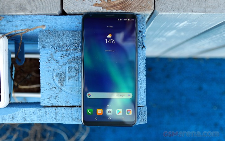 LG V30 review: All screen: Performance
