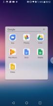 Folder view - LG V30 review