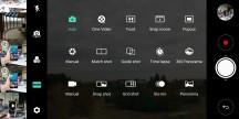 Camera interface - LG V30 review