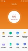 Security app - Meizu M5 review