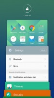 Task switcher - Meizu M5s review