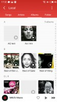 Music player - Meizu Pro 6 Plus review