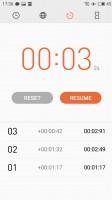 Clock - Meizu Pro 6 Plus review