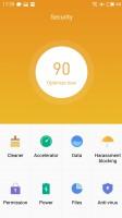 Security app - Meizu Pro 6 Plus review