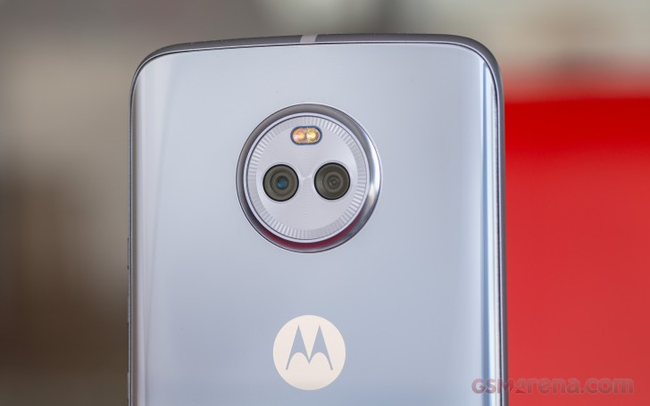 Motorola Moto X4 review: Camera
