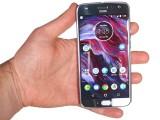 In the hand - Motorola Moto X4 review