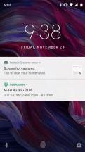 Lockscreen - Motorola Moto X4 review