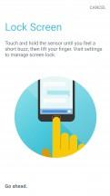 Gesture navigation - Motorola Moto X4 review