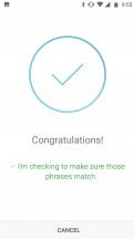 Setting up Moto Voice - Motorola Moto X4 review