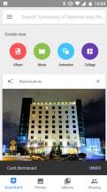 Google Photos - Motorola Moto X4 review