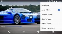 Video playback - Motorola Moto X4 review