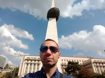 Moto Z2 Play selfie samples - f/2.2, ISO 100, 1/1644s - Motorola Moto Z2 Play review