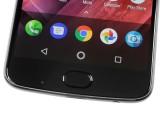 the fingerprint sensor - Motorola Moto Z2 Play review