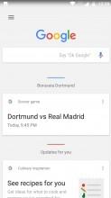 Google Feed - Motorola Moto Z2 Play review