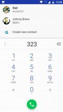 Dialer: Pad - Motorola Moto Z2 Play review