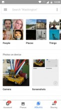 Google Photos - Motorola Moto Z2 Play review