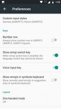 Gboard - Motorola Moto Z2 Play review