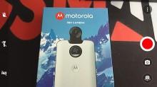 Camera UI - Motorola Moto Z2 Play review