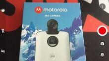 EIS field of view crop - Motorola Moto Z2 Play review