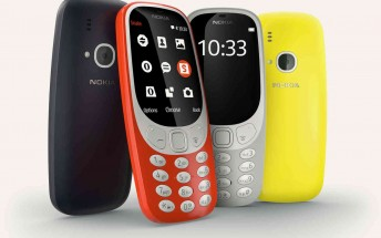 Nokia 3310 pre-orders astonish retailers