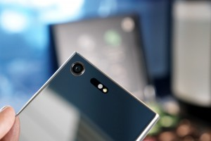 Motion Eye camera on the Xperia XZ Premium - Sony at MWC 2017