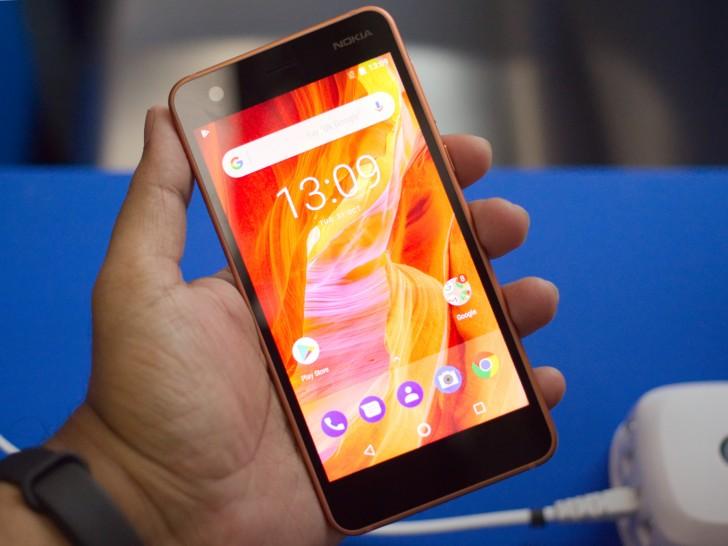 Nokia 2 hands-on review - GSMArena com tests