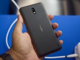 Rear side - Nokia 2 review