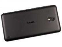 Matte plastic back - Nokia 2 review