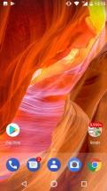 Homescreen - Nokia 2 review