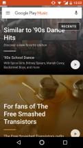 Google Play Music - Nokia 2 review