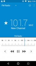 FM radio - Nokia 2 review