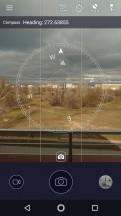 Camera interface - Nokia 2 review