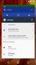 Nokia Android UI - Nokia 2 review