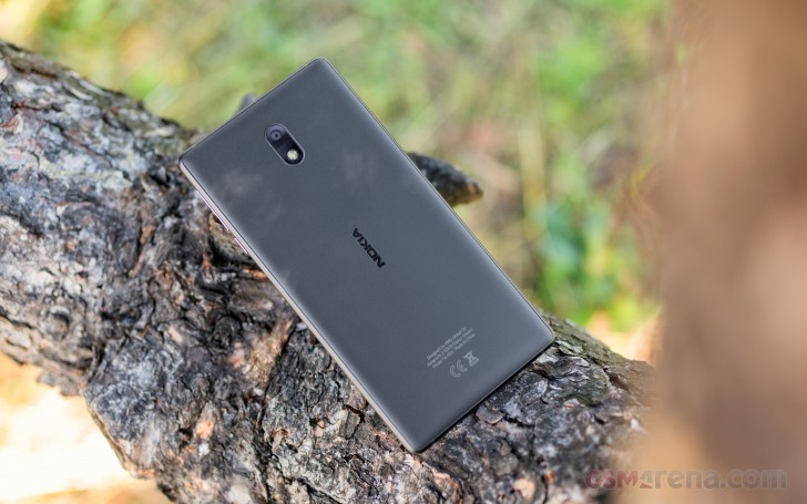 Nokia 3 review: Un-Finnished Business: Hardware, Battery Life, Display