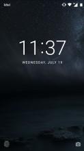 Lockscreen - Nokia 5 review