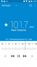 FM radio - Nokia 5 review