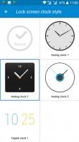 Clock designs - Nokia 6 review