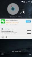 Clock on the lockscreen - Nokia 6 review