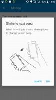 Gesture controls - Nokia 6 review