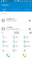Smart dial - Nokia 6 review