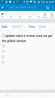 Notes - Nokia 6 review
