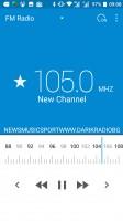 FM radio - Nokia 6 review