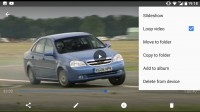 Photos as video player - Nokia 8 review