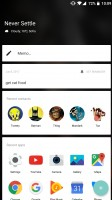 OnePlus 5 user interface: Shelf - OnePlus 5 vs. iPhone 7 Plus vs. Samsung Galaxy S8