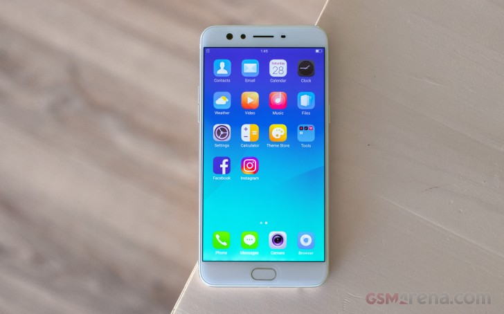 Oppo F3 Plus Review Double Take Software Overview