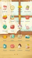 A kid-friendly theme - Oppo F3 Plus review