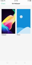 Wallpapers - Oppo F5 review