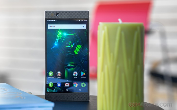 Razer Phone review: Software
