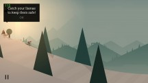 Alto's adventure hitting 120 fps - Razer Phone review